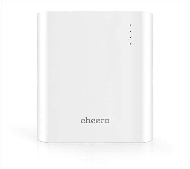 cheero Power Plus 3 13400mAh 大容量 モバイルバッテリー