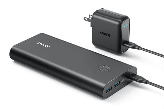 Nintendo SwitchやMacBookを充電できるAnkerのモバイルバッテリー『PowerCore+ 26800 PD』登場