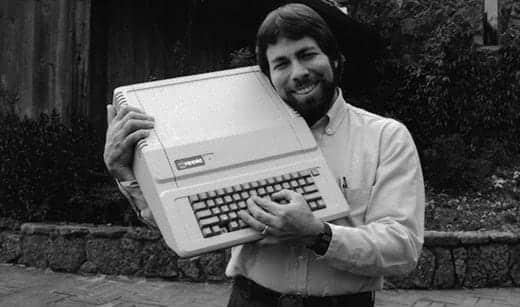スティーブ・ウォズニアックとApple II