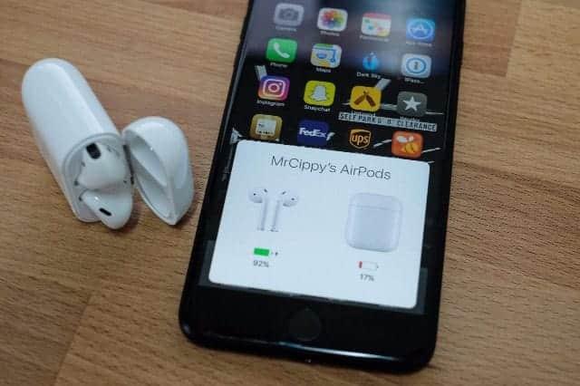 iOS 10.3がリリース-AirPodsを探す機能が追加