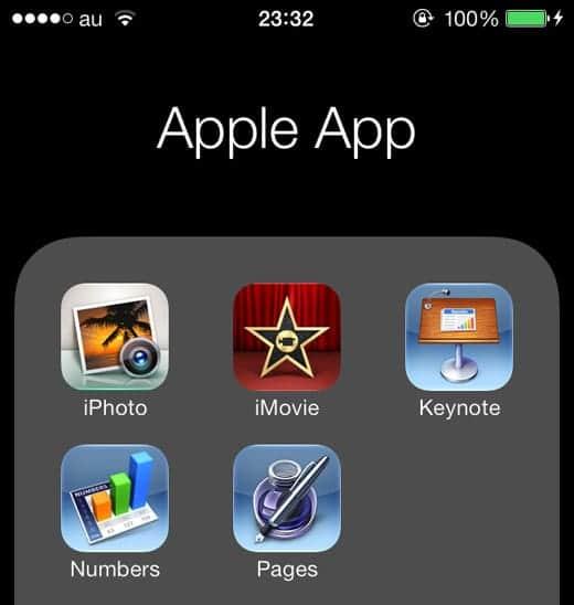 iPhone 5s/5c 買った人はもうダウンロードした?iPhoto iMovie iWork 総額3,450円のアプリがすべて無料!