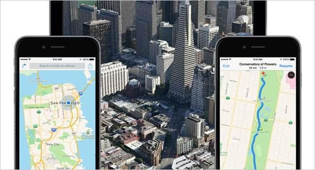 Map用のデータ収集にドローン使用を計画か