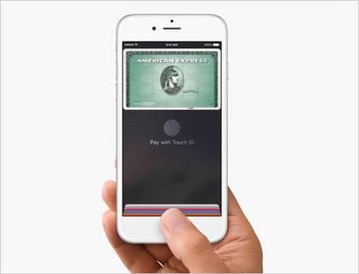 Apple Pay 競合他社合計を上回る大成功