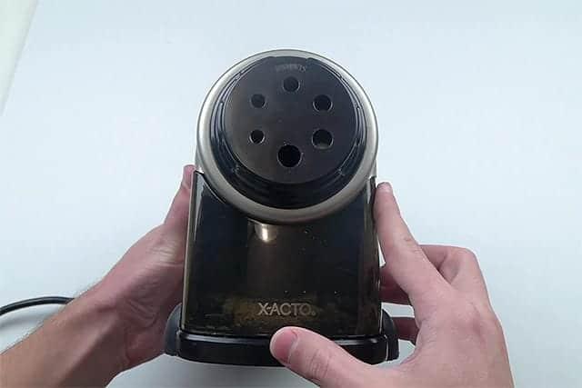 X-ACTO(エグザクト)の電動鉛筆削り