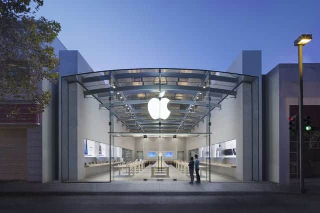 Apple Retail Store パロアルト