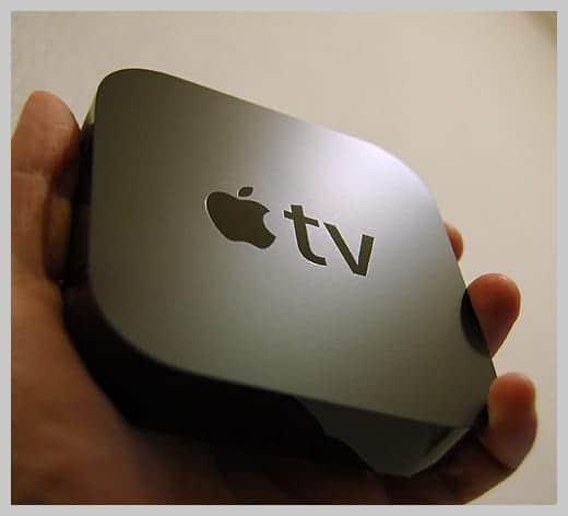Apple TV 本体写真