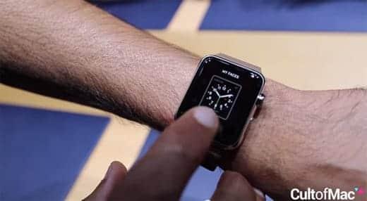 Apple Watchが実際に動いている動画。なかなかいいかも♪