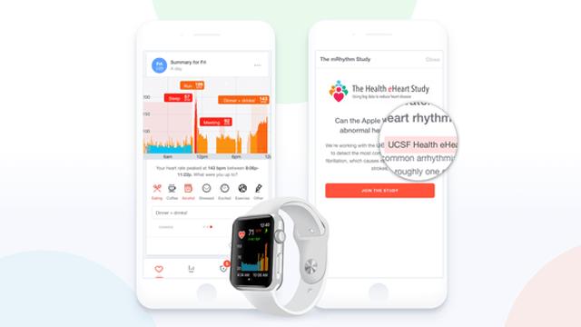 Apple Watchで糖尿病の兆候の検知が可能