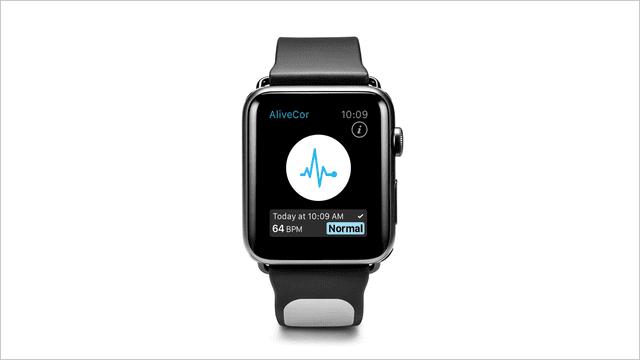 Apple Watch ウェアラブル医療技術分野の序章へ