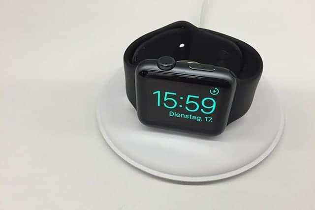 Apple Watch純正ドック「Apple Watch Magnetic Charging Dock」が発売か