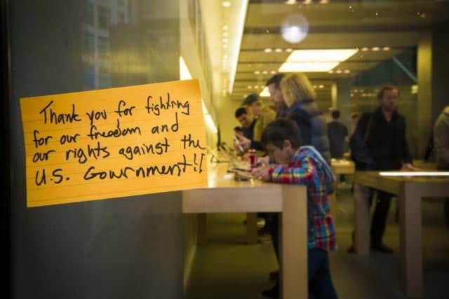 iPhoneのロック解除はアメリカに悪影響
