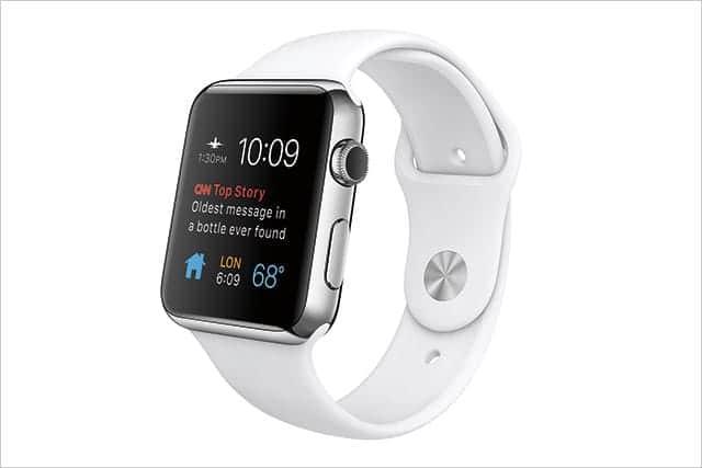 Apple Watchの出荷台数1300万台=シェア6割に