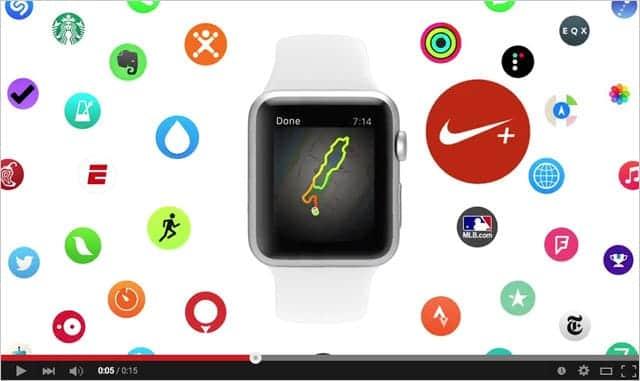 音楽・フィットネス・旅行に焦点をあてたApple Watchの新しいCM3本が公開