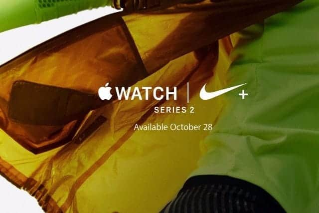 Apple Watch Nike+ 10月28日に発売