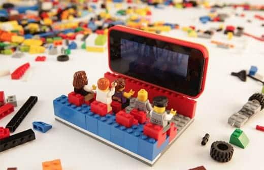LEGO iPhone 5ケース サンプル画像2