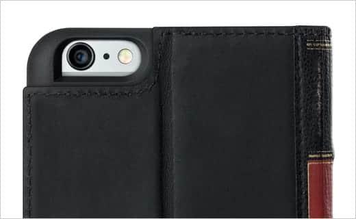 BookBook for iPhone 6 & 6 Plus カメラレンズ部分