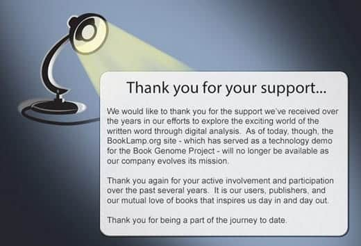 アップルが書籍推奨サービスのBookLampを買収