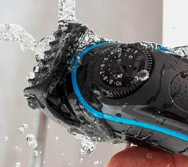 個人的に一番うれしいのが100%防水。