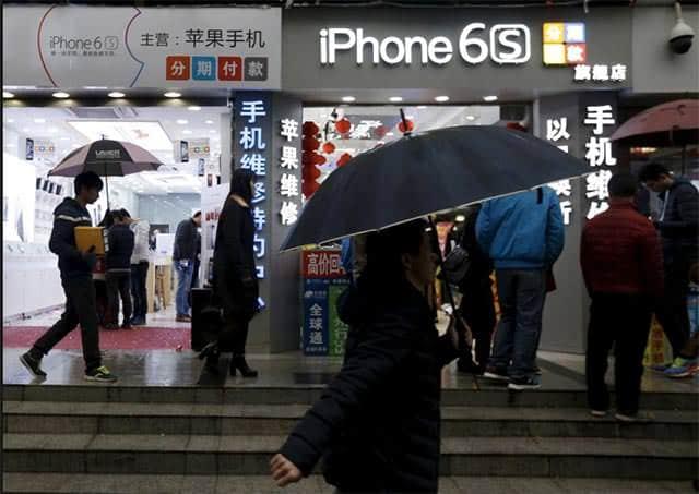 中国の偽Apple Storeが減少