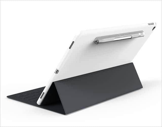 CoverBuddy iPad Proとスマートキーボードの写真