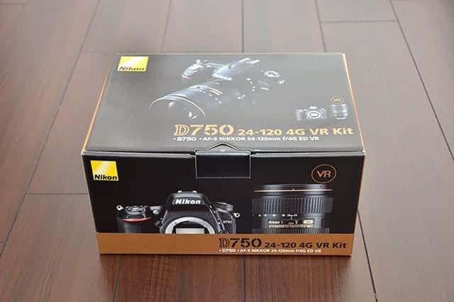 D750 24-120VR レンズキット AF-S NIKKOR 24-120mm f/4G ED VR
