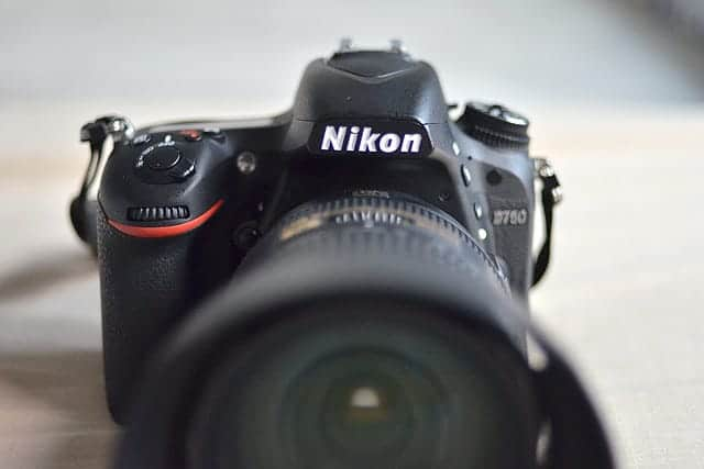 D750リコール対象か調べる方法。シャッターが正常に動作せず、撮影画像にケラレが生じる可能性あり