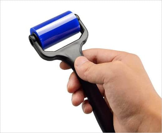 iPhoneなどの液晶画面クリーナー Easy Cleaning Roller