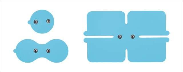 エクリア リフリー 3つのゲルパッド