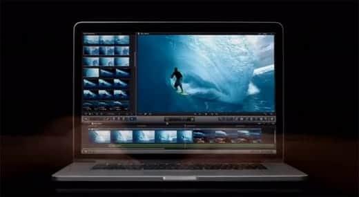 MacBook Pro Retinaディスプレイの新CMが公開