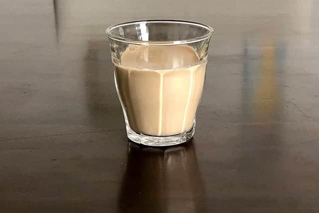 バターコーヒー 写真