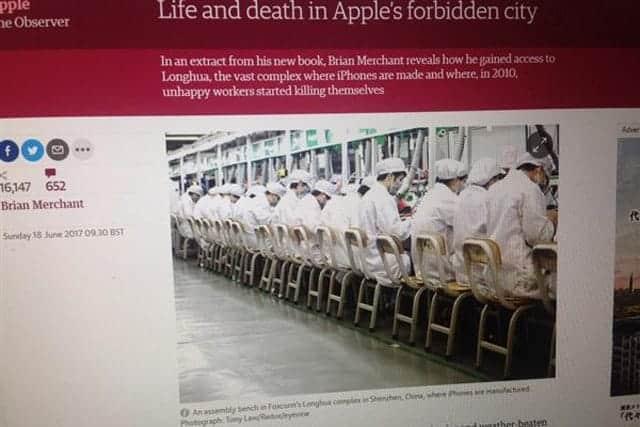 iPhone10周年で暴露 Appleの闇