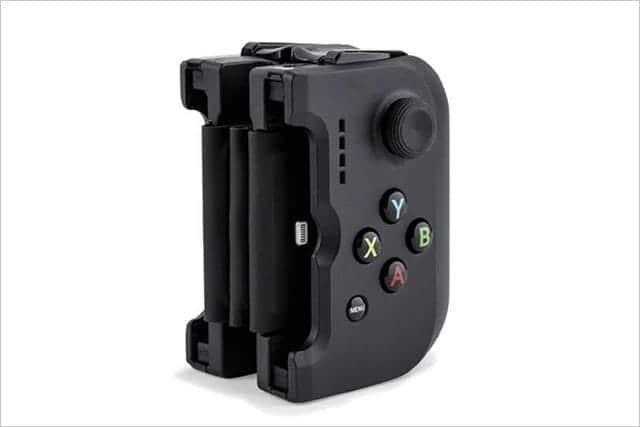 まるでNintendo Switch?iPhoneやiPadで使えるゲームコントローラー『GAMEVICE』マイクラもできる!