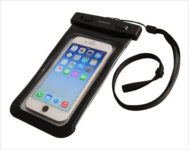 スマートフォン用防水ケース