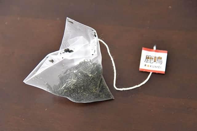 ととのいの浅蒸し煎茶 ティーバッグ