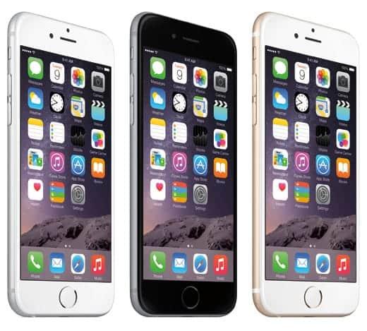 iPhone 6 / 6 Plus 3日間で1,000万台!