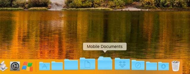 Mobile Documentsが追加できました