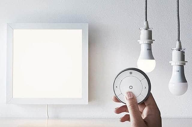 イケアのスマート電球がApple Homeに対応