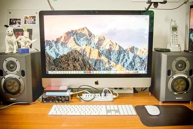新iMac 27インチ 5Kモデルレビュー