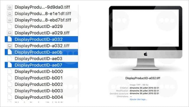 4K iMacと思われるディスプレイのコード
