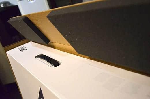 極薄iMac27インチ クッション