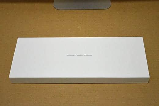 極薄iMac27インチ アクセサリーボックス