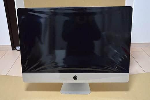 極薄iMac27インチ 本体