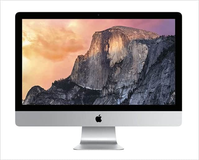 21.5インチ4K画面「iMac」、来週にも発表か