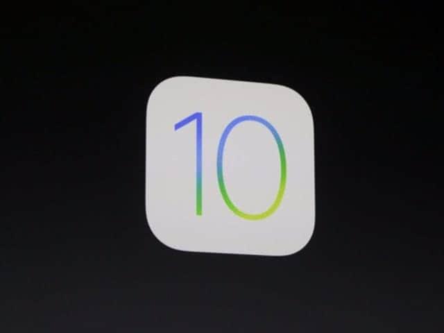 iPhone 4Sは対象外 iOS10にアップグレード可能なデバイス