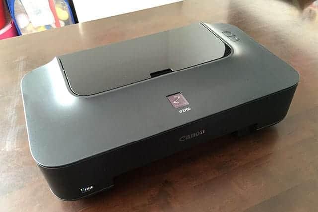 インクより安い3千円の激安プリンタが予想以上に良い Canon iP2700