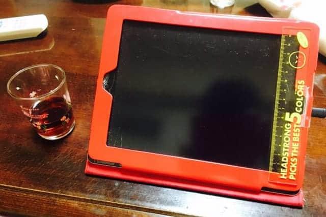 母のiPadアプリ広告ブロック秘策が話題