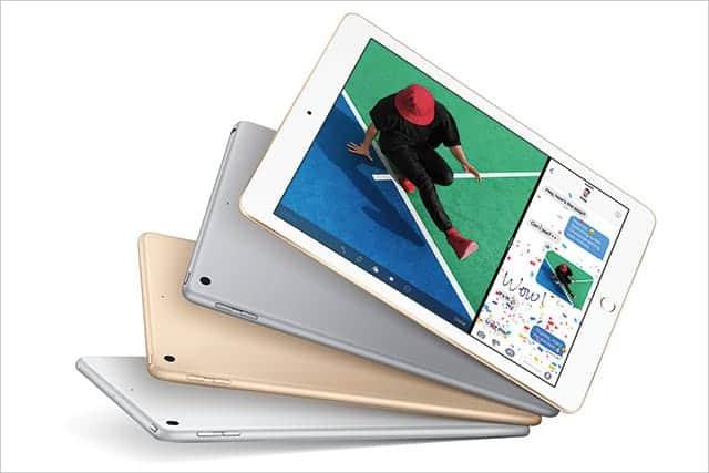 iPad Air 2のCPUがA8XからA9になった9.7インチiPad発表。iPhone 7にはRedが登場。