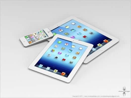 7.85インチのiPad mini がやってくる!
