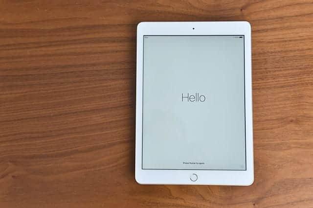 安い新iPad購入!届いた!開封レビュー