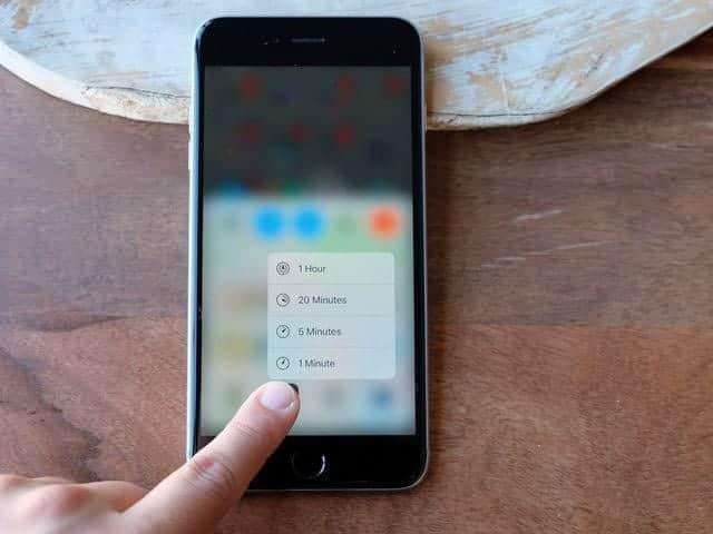 Iphone 1609iOS 10のホーム画面とコントロールセンターはこうなる0301